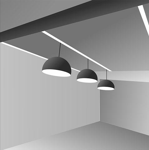 LED Tube Profile
