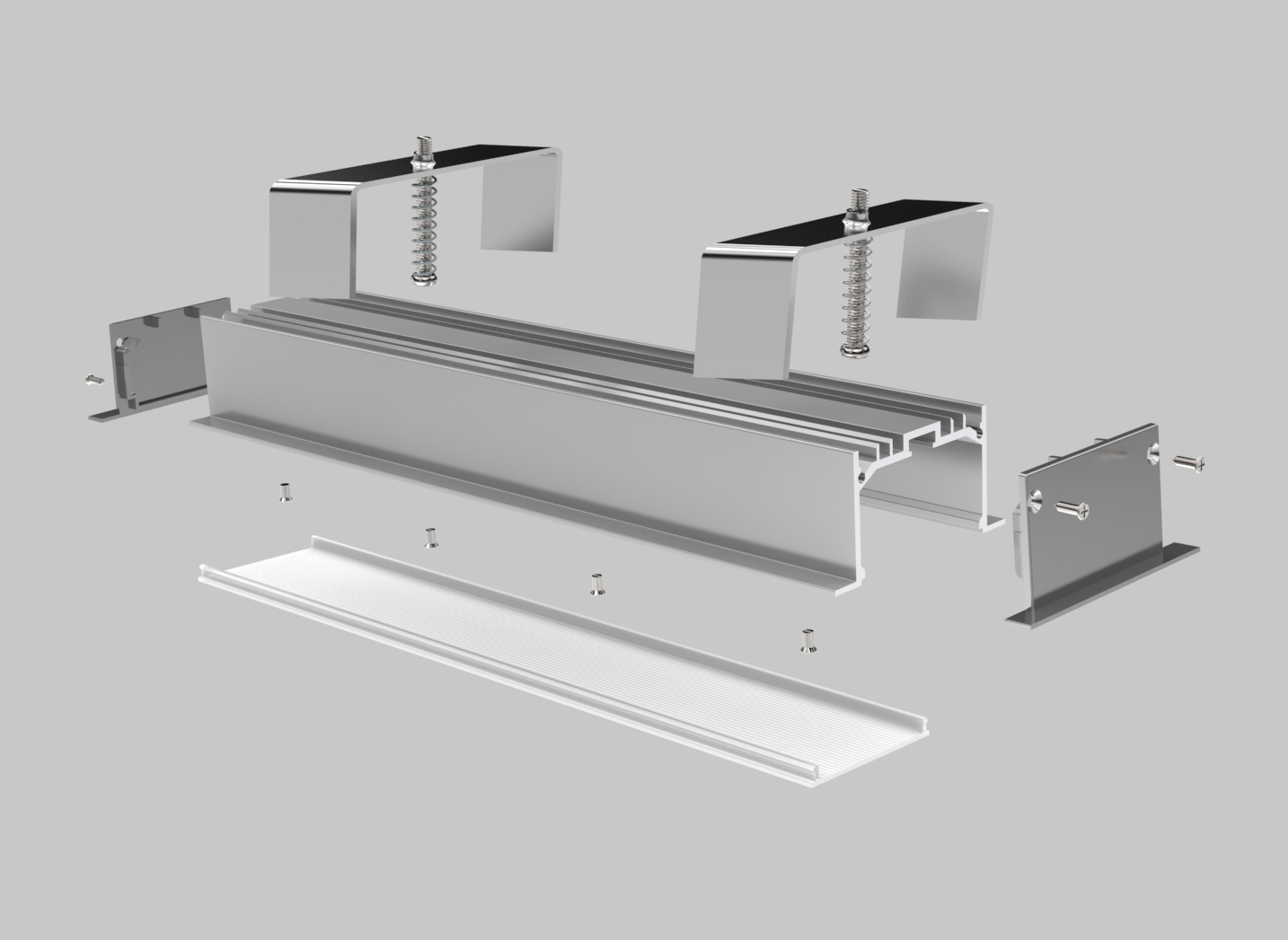 4 Foot Linear Housing – PL001