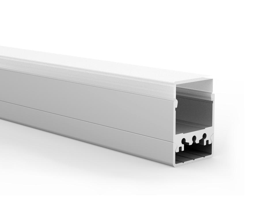 LED Strip Light Profile - L096B