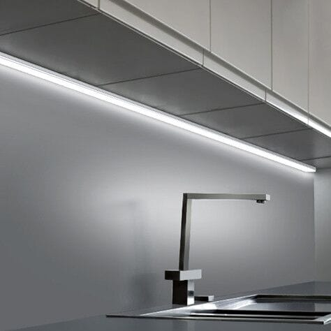 LED Strip Light Profile Surface Mounted Series