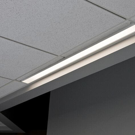 LED Strip Light Profile Recessed Series